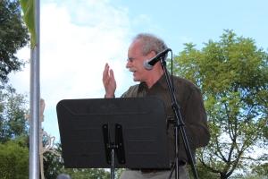 Dr. Roger Mustalish, President of ACEER