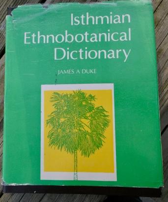 Isthmian Ethnobotanical Dictionary