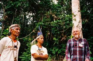 jIm and Explorama shamans