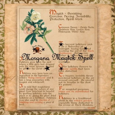 MorganaMagickSpell at etsy.com